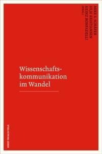 "Coperta cărții ""Wissenschaftskommunikation im Wandel"""